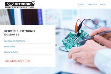 VITRONIC - Naprawa sprzętu audio Łódź