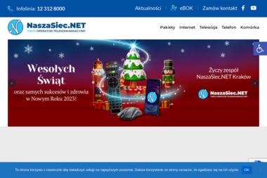 NaszaSiec.NET - Telefony stacjonarne Kraków