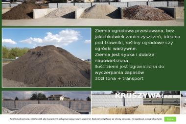 BRUK PROJEKT - Ziemia ogrodowa Marki