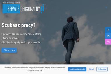 Serwis Personalny - Wynajem Pracowników Gdańsk