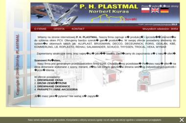 P.H. PLASTMAL - Drzwi z Montażem Suwałki