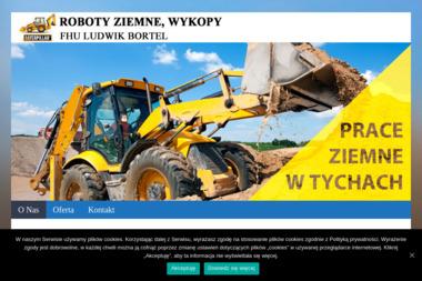 Firma handlowo-usługowa Ludwik Bortel - Roboty ziemne Tychy