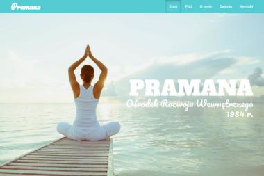 Pramana - Joga Lublin