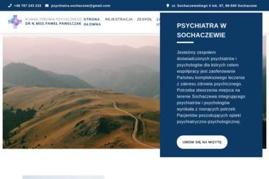 Klinika Zdrowia Psychicznego - Psycholog Sochaczew
