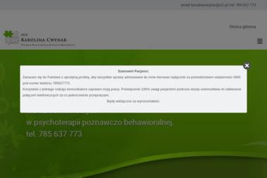 Gabinet Pomocy Psychologicznej Karolina Cwynar - Psycholog Opole