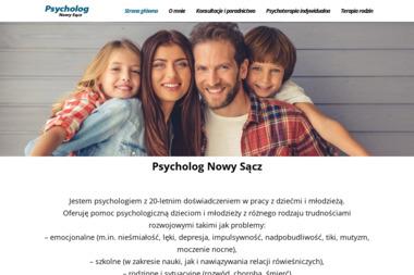 Psycholog Nowy Sącz - Psycholog Nowy Sącz