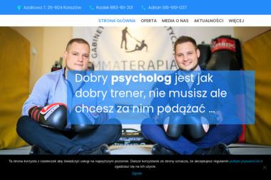 MMATERAPIA Adrian i Radek Szafrańscy - Poradnia Psychologiczna Rzeszów