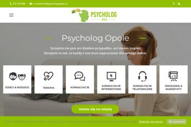 Gabinet Psychologiczny Urszula Stadnicka - Psycholog Opole
