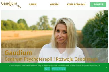 Centrum Psychoterapii i Rozwoju Osobistego GAUDIUM - Psycholog Włocławek