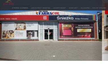 Salon Drzwi i Podłogi VOX - Drzwi Zamość