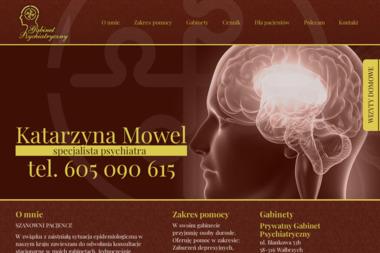 Prywatny Gabinet Psychiatryczny Katarzyna Mowel - Psycholog Wałbrzych