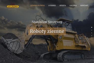 Usługi Transportowe Wykopy Ziemne Stanisław Szczęsny - Usługi Koparko Ładowarką Łomża