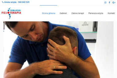 Terlecki Fizjoterapia i Terapia Manualna - Rehabilitant Gliwice