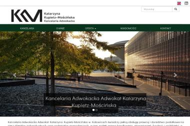 Kancelaria Adwokacka Adwokat Katarzyna Kupietz-Mościńska - Adwokat Katowice