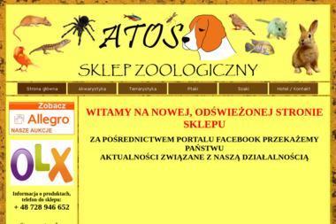 ATOS Sklep Zoologiczny - Zoologiczne Poznań