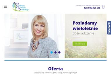 Centrum Rozwoju Osobistego - Psycholog Białystok