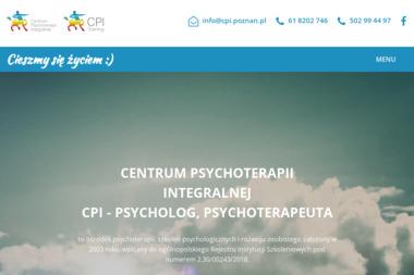 Centrum Psychoterapii Integralnej - Psycholog Poznań