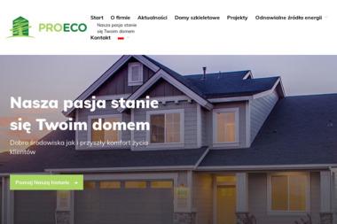PROECO - Firma Budująca Domy Szkieletowe Miłkowice
