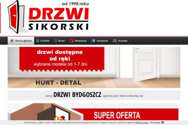 PPHU Sikorski Studio - Drzwi Szklane Przesuwne Bydgoszcz