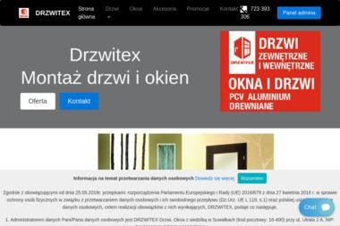 DRZWITEX - Drzwi Stalowe Suwałki
