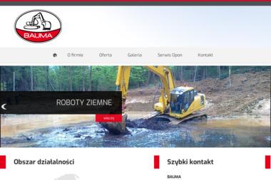 BAUMA - Roboty ziemne Tarnobrzeg
