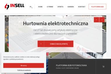 INS-EL - Sprzedaż Osprzętu Elektrycznego Białystok