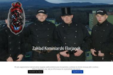 Florjanek Zakad Kominiarski - Czyszczenie Kominów Wałbrzych