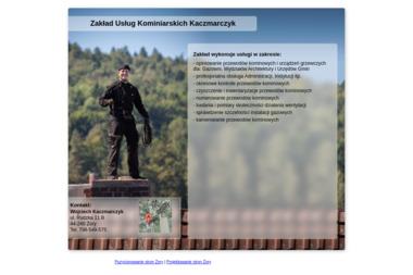 Zakład Usług Kominiarskich Kaczmarczyk - Kominiarz Żory