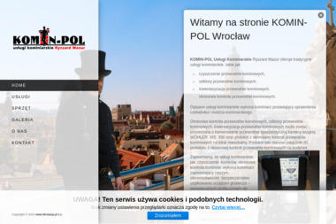 KOMIN-POL - Kominiarz Wrocław