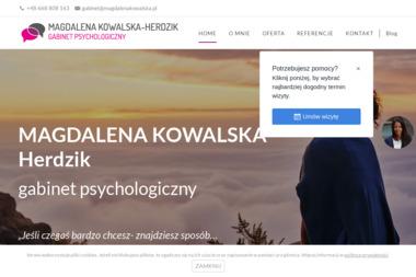 MK Gabinet psychologiczny Magdalena Kowalska- Herdzik - Psycholog Gdynia