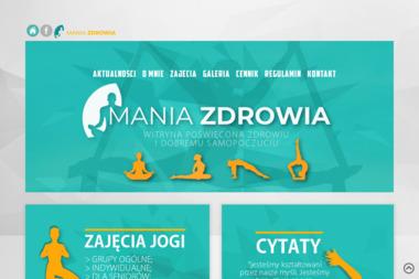Mania Zdrowia - Joga Ruda Śląska