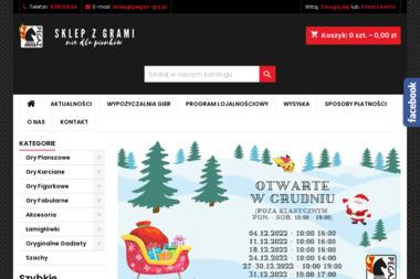 Centrum gier Pegaz - Hurtownia zabawek i gier Bydgoszcz