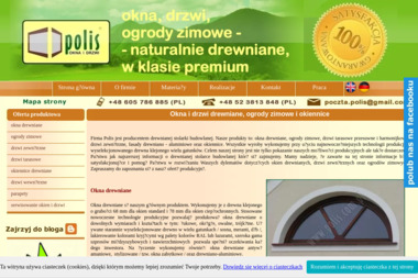 POLIS sp. z o.o . - Drzwi Białe Błota
