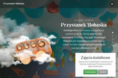 "Żłobek ""Przystanek Bobaska"" - Żłobek Toruń"