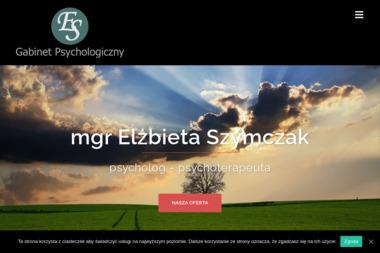 Psycholog Elżbieta Szymczak - Psycholog Gdynia