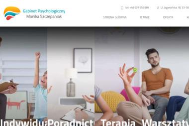 Gabinet Psychologiczny Monika Szczepaniak - Psycholog Nowy Sącz