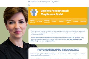 Gabinet Psychoterapii Magdalena Oczki - Psycholog Bydgoszcz