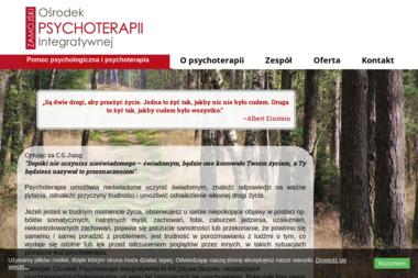 Zamojski Ośrodek Psychoterapii Integratywnej - Psycholog Zamość