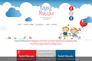Klub Dziecięcy Radość Maluszka - Żłobek Integracyjny Gdańsk