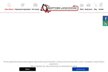 Roboty ziemne Bartosz Jankowiak - Drenaż Bojanowo