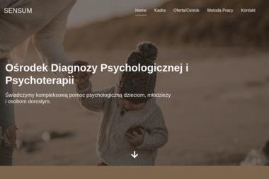 SENSUM - Psychoterapia Rzeszów
