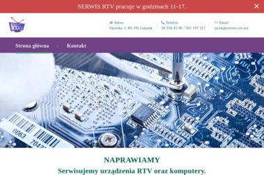 Serwis RTV Jacek Sołtysek - Naprawa Telewizorów Gdańsk