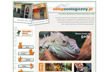 SARA sklep zoologiczny - Zoologiczne Poznań