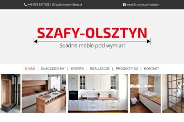 Symsar - Szafy na wymiar Olsztyn