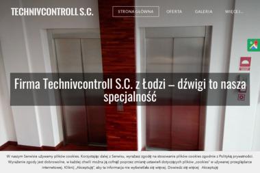 Technivcontroll S.C. - Windy i dźwigi Łódź
