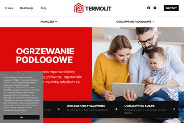 Termolit sp. z o.o. - Dostawcy maszyn i urządzeń Wrocław