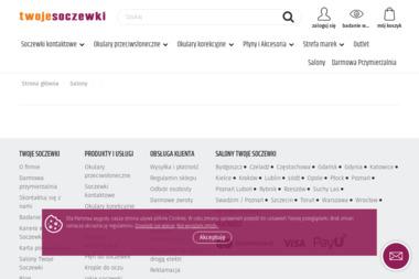 Twoje Soczewki - Okulary i soczewki Wrocław