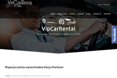 VipCarrental - Wypożyczalnia samochodów Żukowo