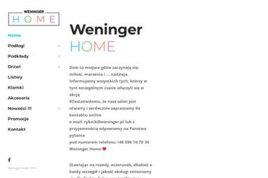 WENINGER HOME - Drzwi Rybnik