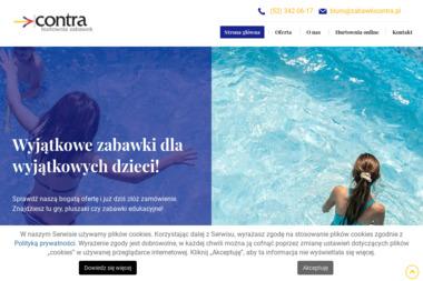 PHU CONTRA - Hurtownia zabawek i gier Bydgoszcz